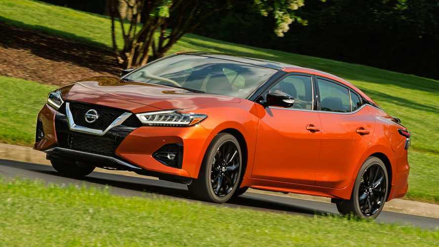 Nissan Maxima To Be Replaced By An EV In 2022: Report