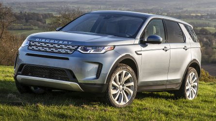 Land Rover Discovery Sport restyling, ibrido e più tecnologico