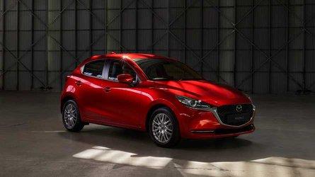 Mazda 2, il restyling la fa ibrida e con tanta tecnologia in più