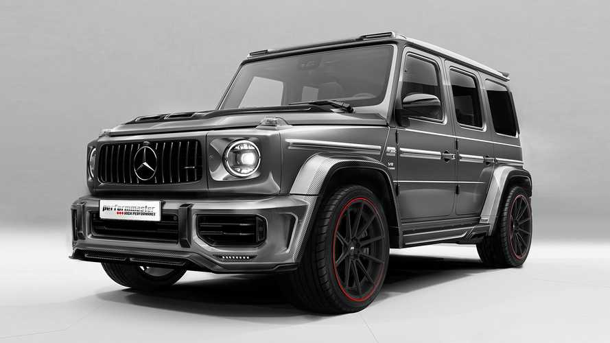 Mercedes-AMG G63 By PerformMaster Looks The Business
