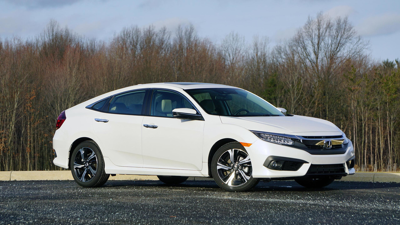 2017 Honda Civic Sedan Review