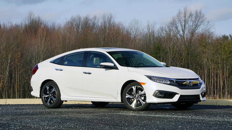 İnceleme: 2017 Honda Civic Sedan