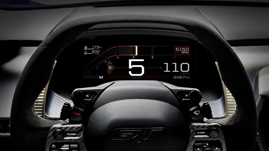 647 chevaux et 347 km/h pour la Ford GT