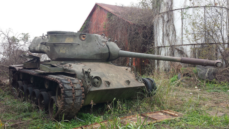 Military Tanks For Sale >> Tank For Sale On Ebay Some Assembly Required