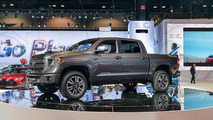 2018 Toyota Tundra: Chicago 2017