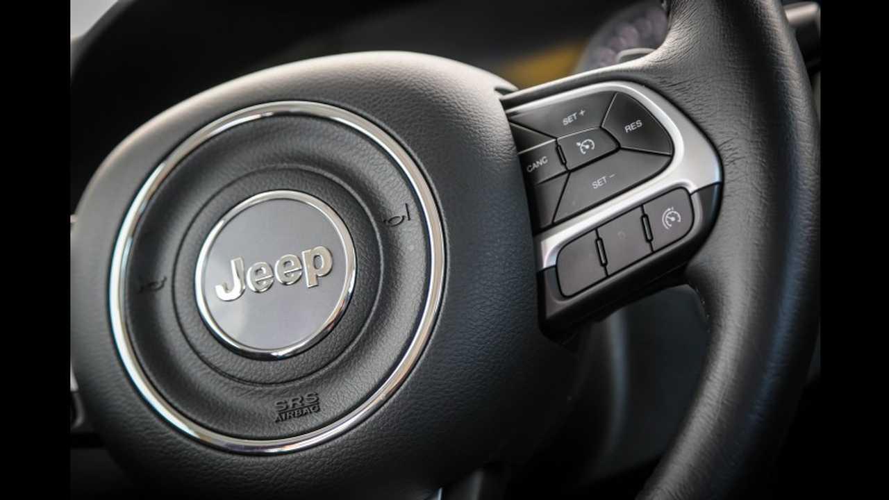 Recall: Jeep Renegade 1.8 Flex tem 24,6 mil unidades convocadas