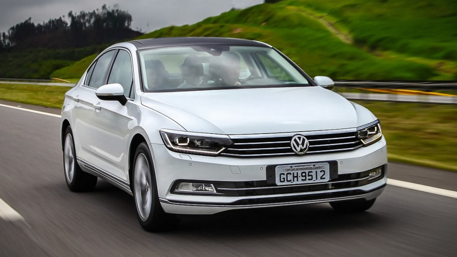 Volkswagen convoca Passat no Brasil por falha nos vidros