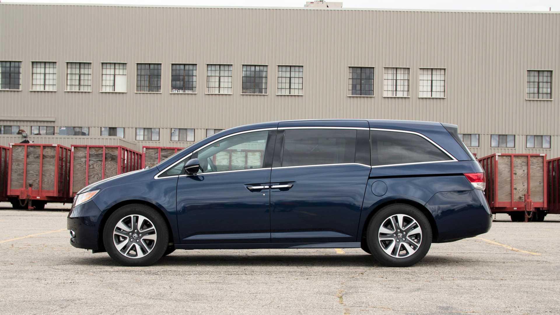 2017 Honda Odyssey Why