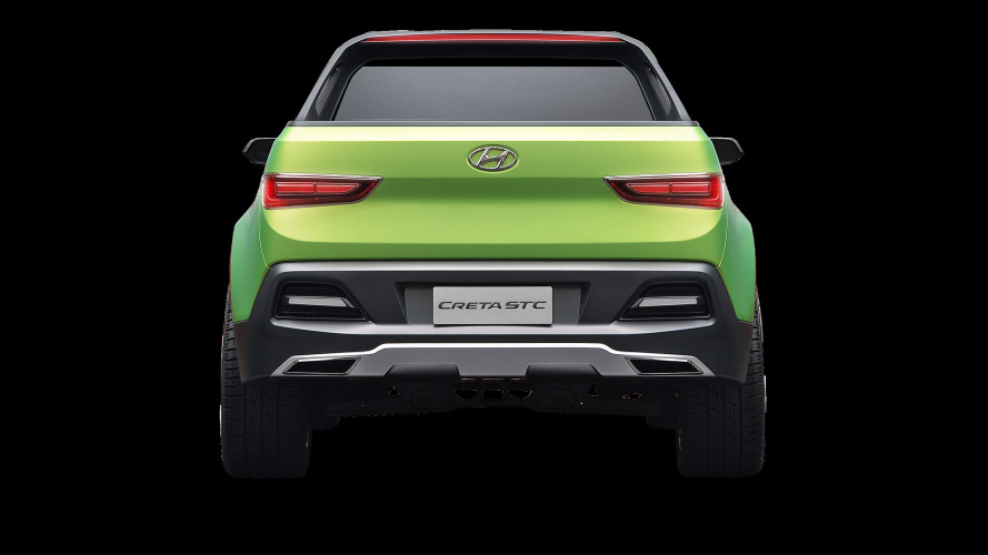 Hyundai Creta STC Concept - Salon de São Paulo 2016