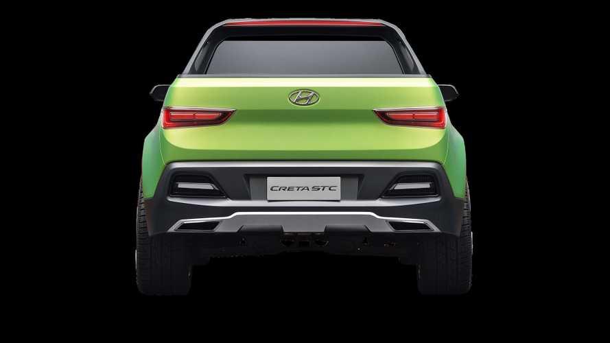 Hyundai Creta STC Pikap Konsepti