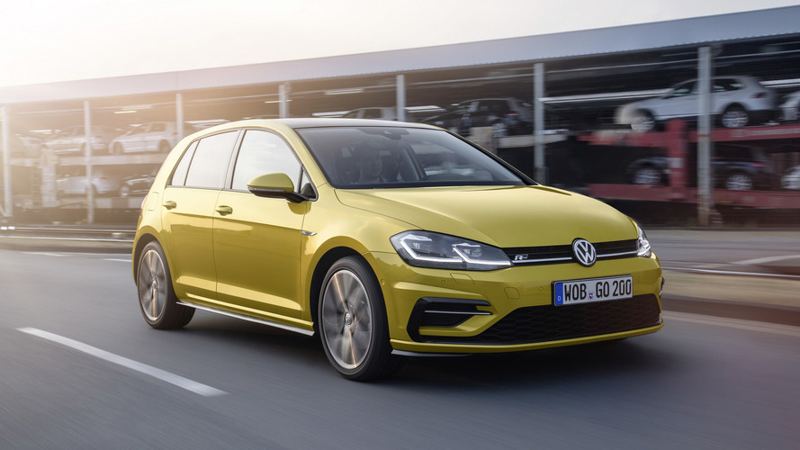 VW'e göre Golf 1.5 TSI ACT BlueMotion dizel motor verimine sahip