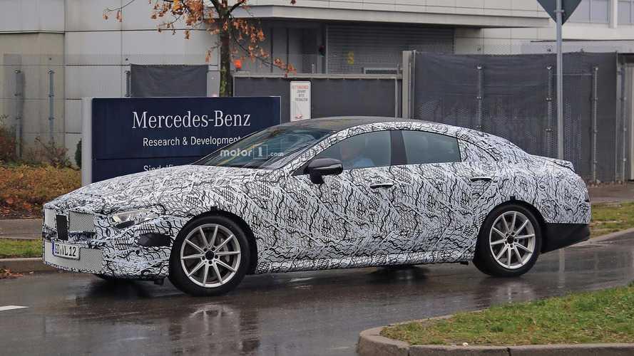 Mercedes CLE - Photos de la remplaçante de la CLS