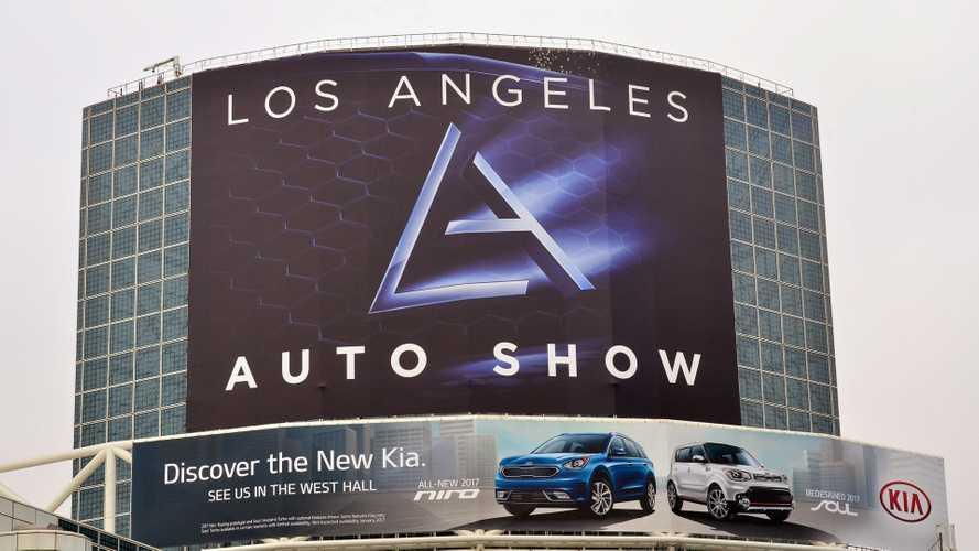 Our favorite 2016 L.A. Auto Show debuts