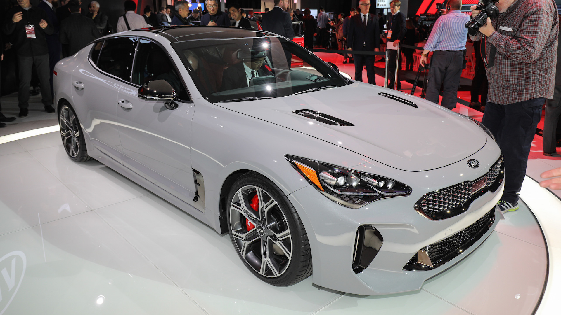 13 More Things You Need To Know About The 2018 Kia Stinger 2 0 Engine Diagram