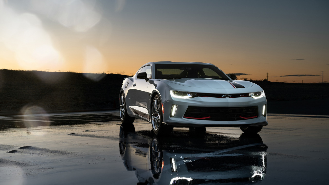 Chevrolet Performans Parçaları, Chevrolet Camaro RS