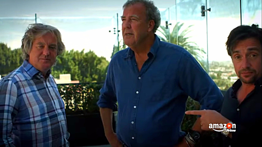 Grand Tour presenters aren't worried by autonomous cars