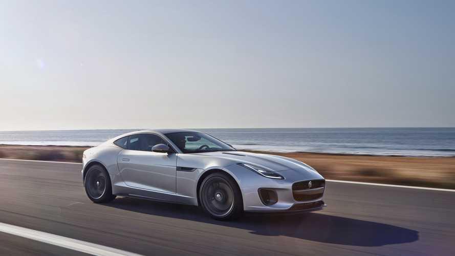 La Jaguar F-Type s'offre un léger restylage et élargit sa gamme