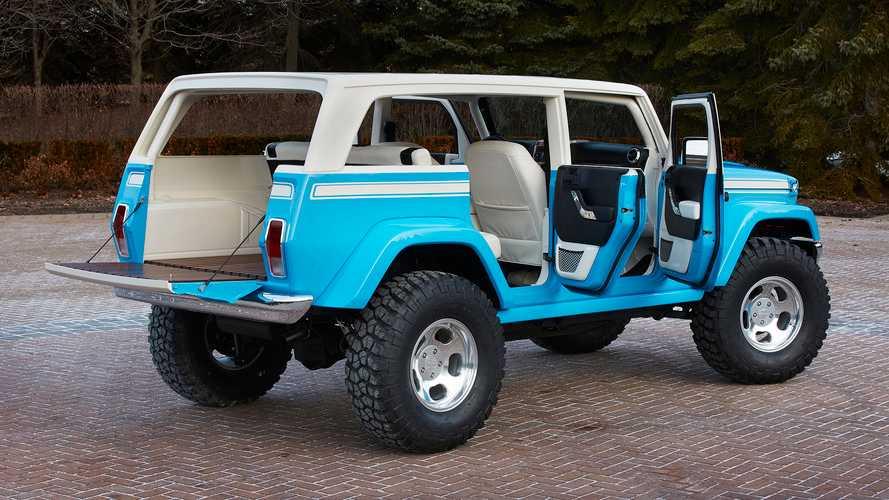 2015 Jeep Chief concept