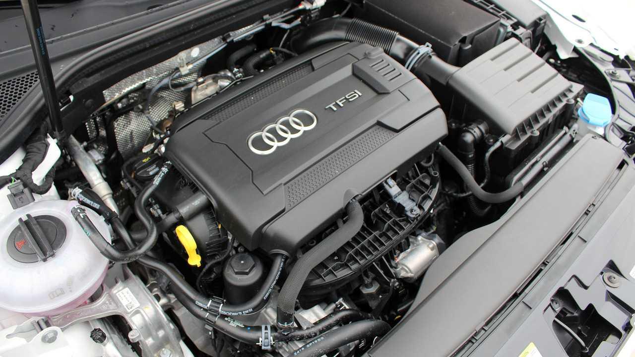 Audi A3 Engine Bay Layout