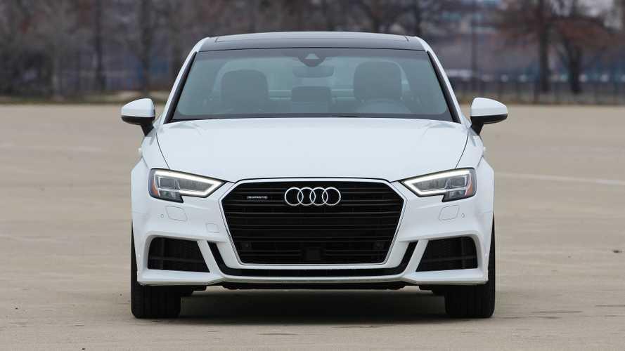 Audi, CLA'ya rakip olacak A3 Liftback modeli üzerinde çalışıyor