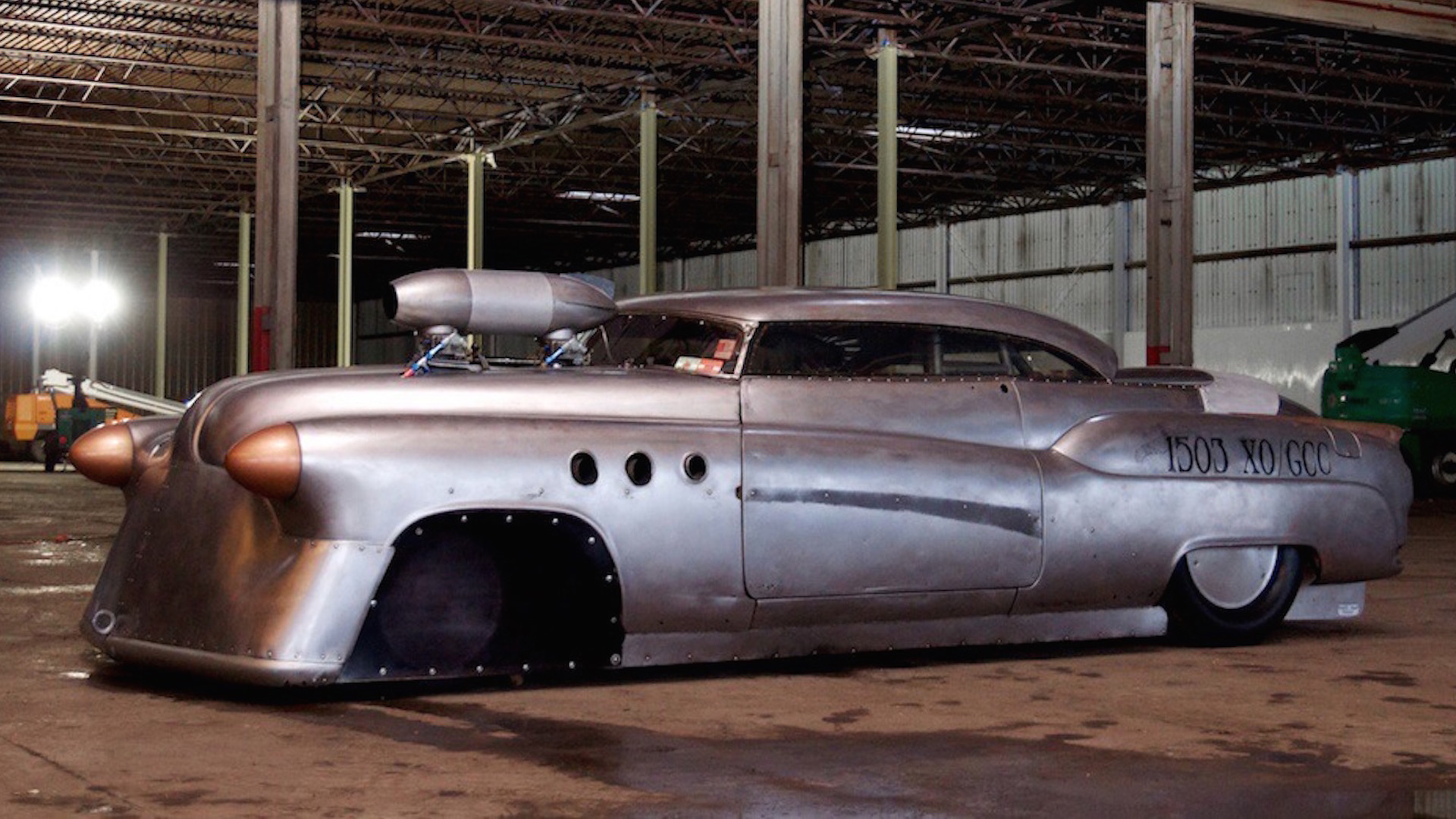 The legendary Bombshell Betty Buick needs a new home