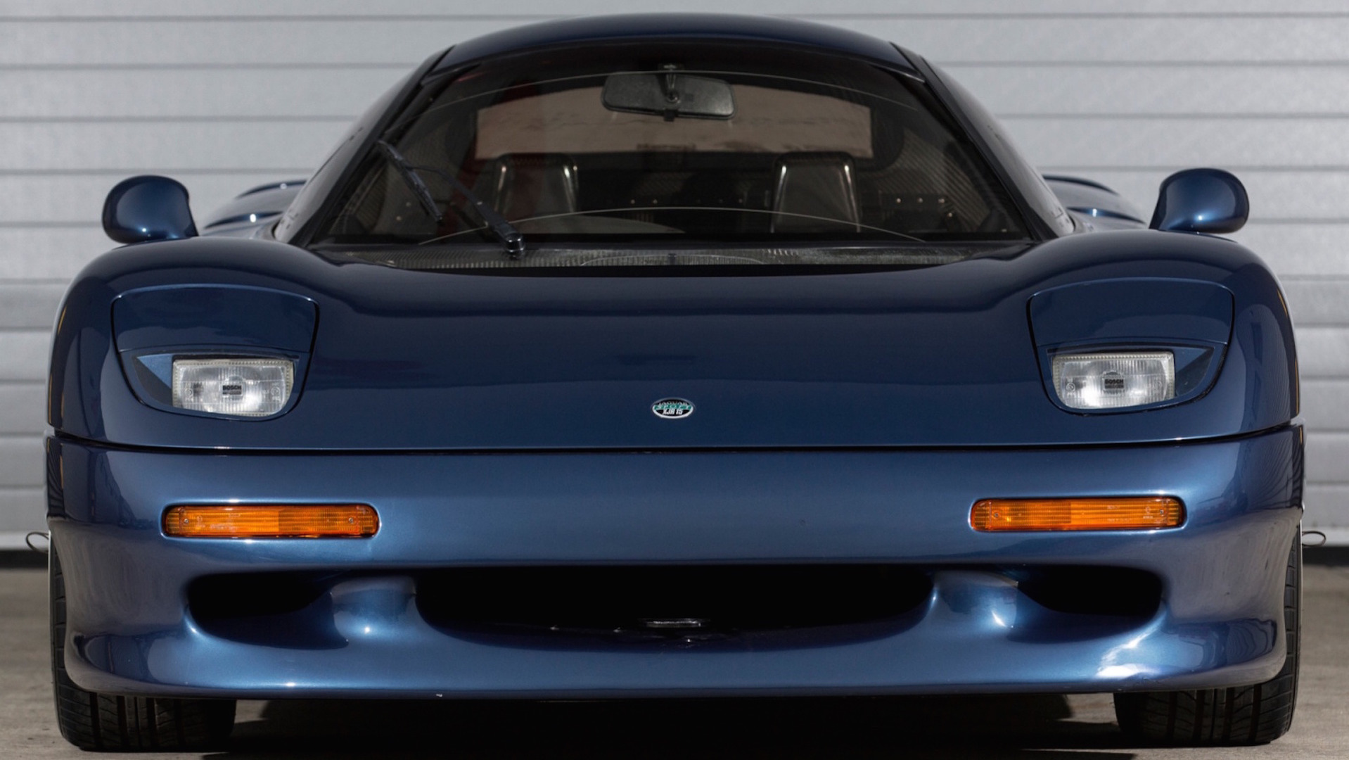 One of Jaguar's nearly-forgotten XJR-15 supercars is for sale
