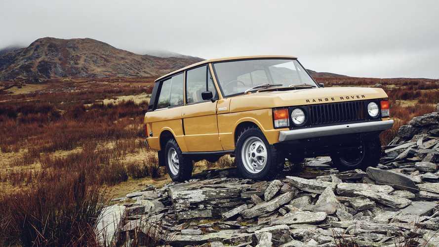 Karşınızda Land Rover'ın restorasyon projesinin ilk örneği