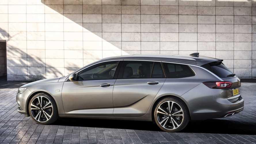 L'Opel Insignia Sports Tourer débute à 28'450 euros