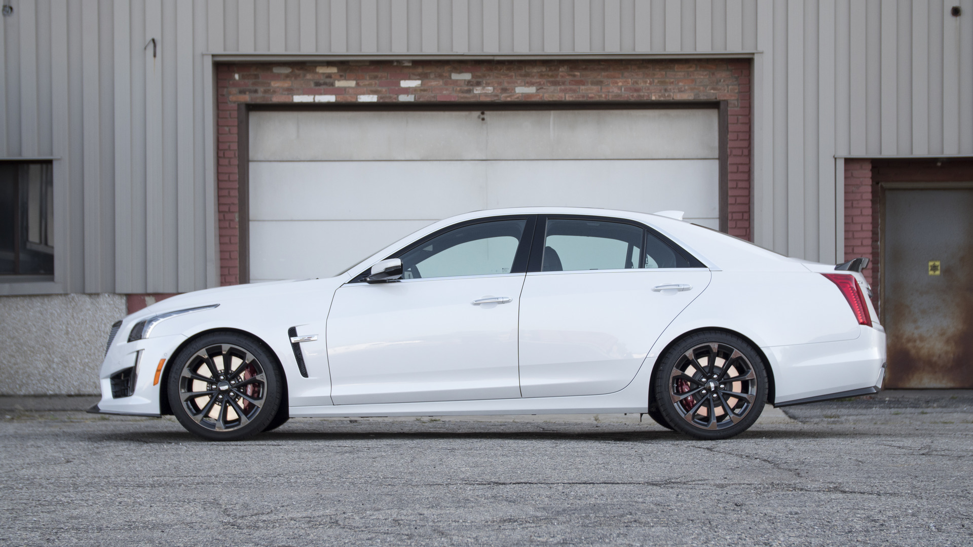 2017 Cadillac Cts V Why Buy
