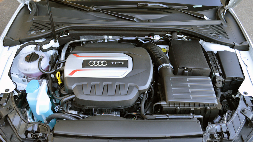 Audi S First Drive Killer Tech Improves A Sound Driving Machine - Audi s3 engine
