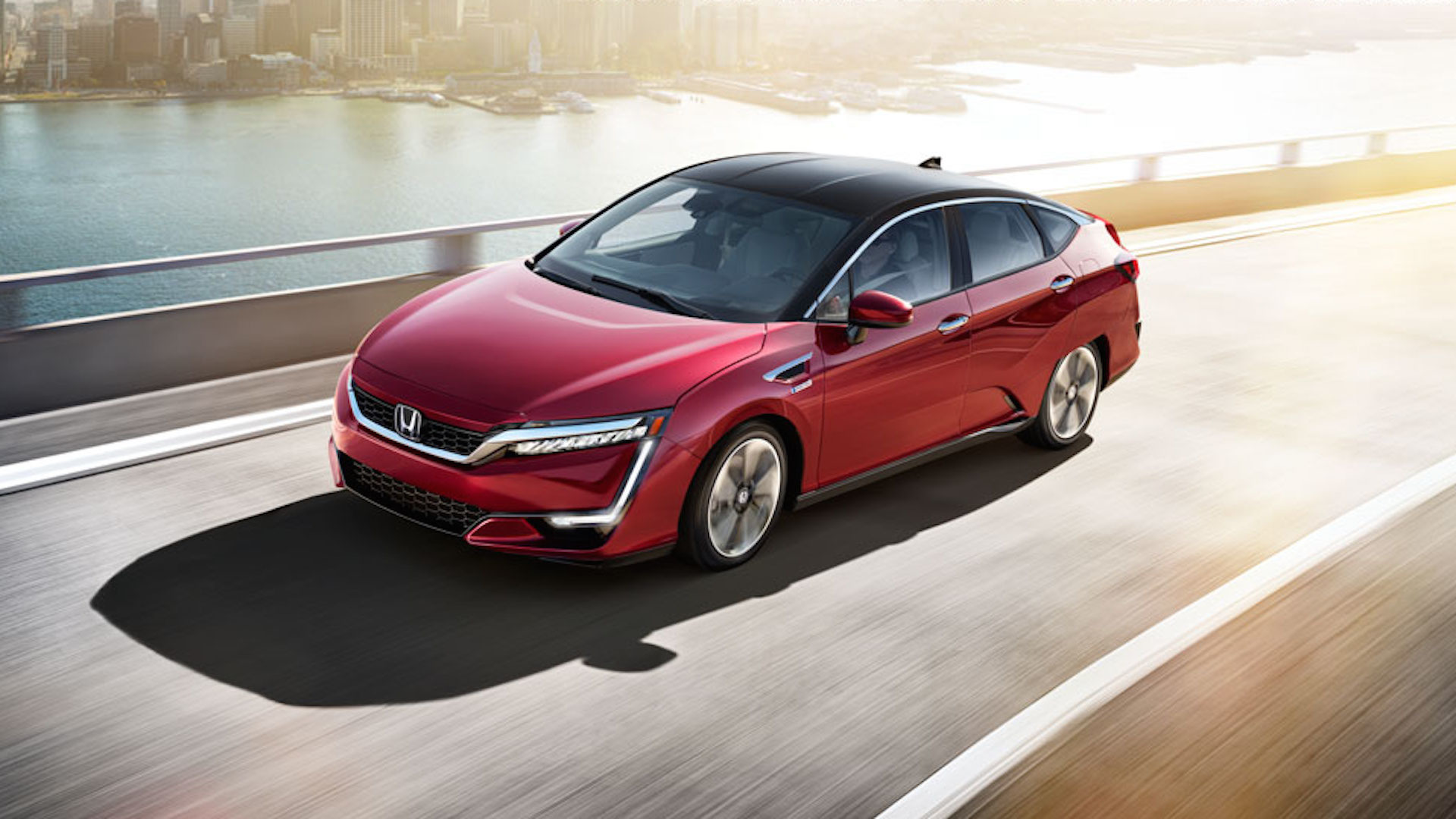 2017 Honda Clarity Fuel Cell Lease Price Includes 15k Of Hydrogen Fuel