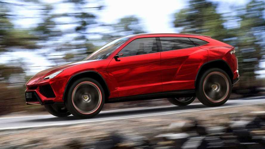 Lamborghini Urus é antecipado e começa a ser feito já em abril