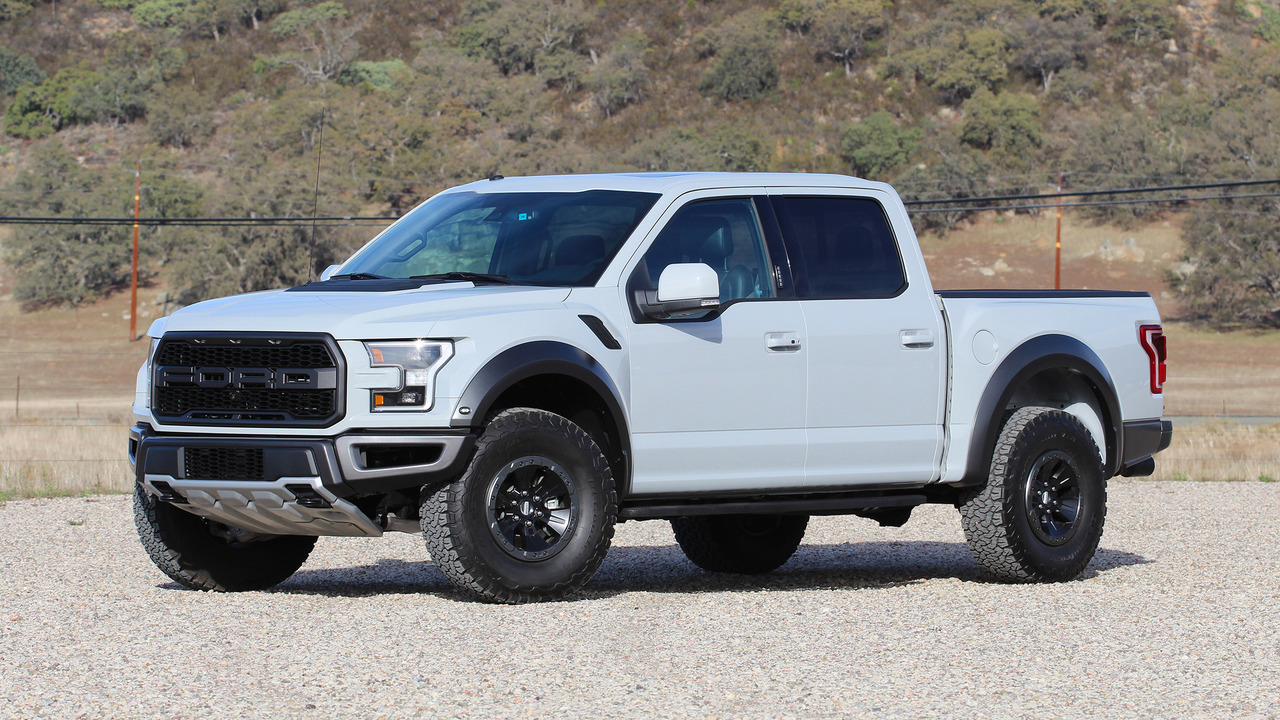 2017 Ford F 150 Raptor First Drive