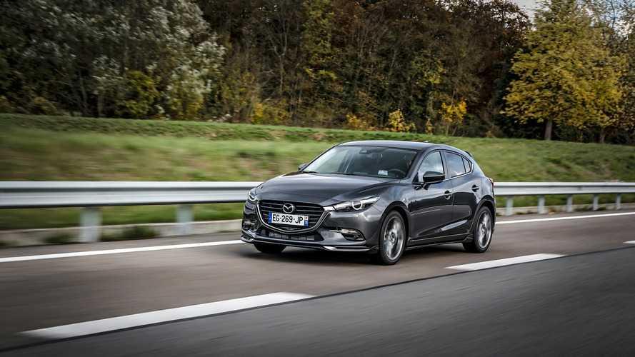 Une nouvelle série spéciale pour les Mazda3 et CX-3