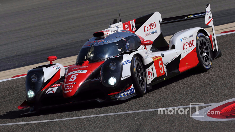 Toyota Hints At Long-Term WEC Commitment