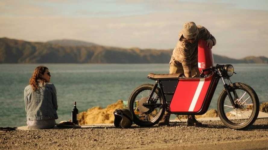 New Zealand-Based FTN Motion Begins Selling First Electric Bike