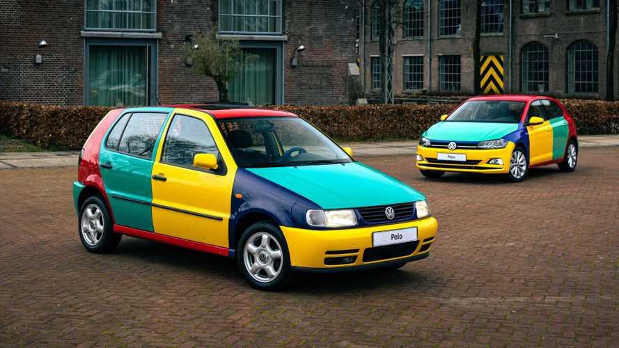 Sotto Carnevale Volkswagen Polo torna a vestire i panni di Arlecchino
