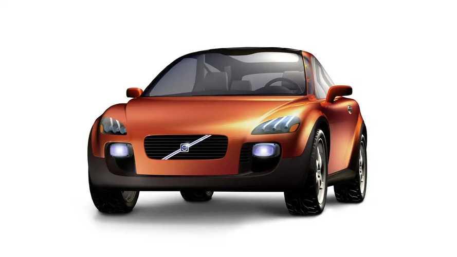 Volvo Safety Concept Car (2001)