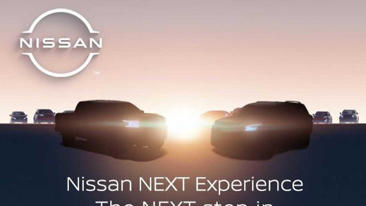 Тизер Nissan Pathfinder и Frontier
