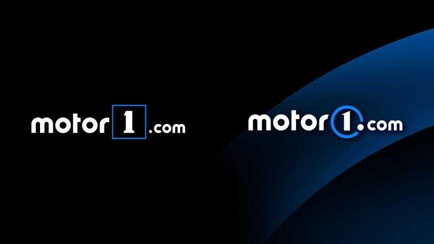 O novo logo de Motor1.com