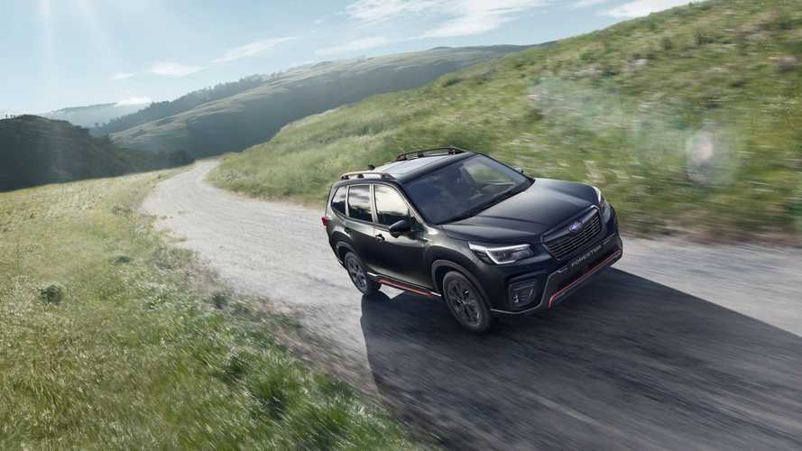 Subaru Forester получил в России комплектацию Sport