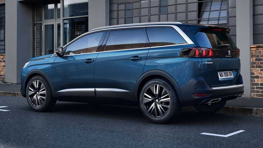Peugeot 5008 restyling (2020)