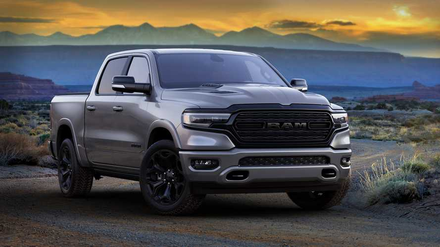 2021 Ram 1500 And Heavy Duty Limited Get Night Edition Variants