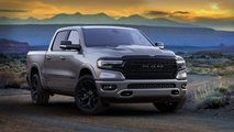 2021 Ram 1500 and Heavy Duty Limited Night Edition