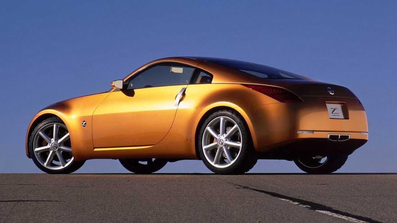 Nissan Z Concept 2001