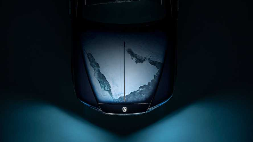 Rolls-Royce Wraith – Inspired by Earth