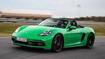 Porsche 718 Boxster GTS 4.0 (2021) und Porsche 718 Cayman GTS 4.0 (2021) im Test