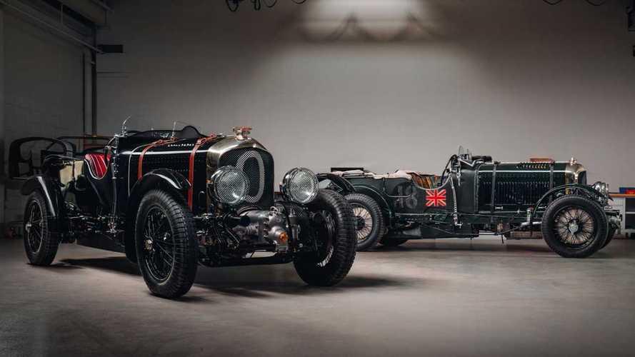Bentley собрала первую точную реплику довоенного Blower