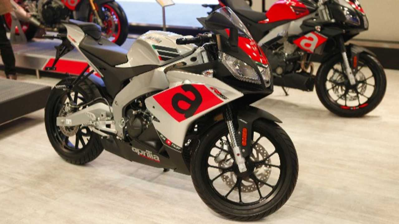 Aprilia RS 400 Under Development