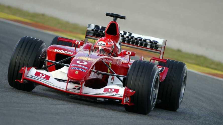 Quiz - Connaissez-vous toutes les Ferrari pilotées par Schumacher ?